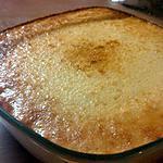 recette Crème aux oeufs