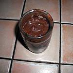 recette Mousse au chocolat et aux noisettes