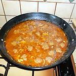 recette boulettes de boeuf