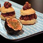 recette Choux chocolat passion
