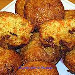 recette Muffins aux légumes et fruits