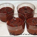 recette Mousse au chocolat corsé de Pierre Hermé