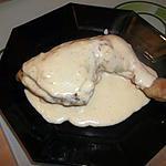 recette poulet au cidre