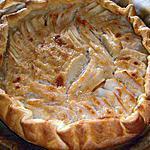 recette tarte aux pommes facile et rapide