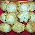 recette Muffins léger au citron