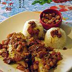 recette curry de poisson au rougail de crevettes