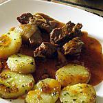 recette boeuf sauté au paprika