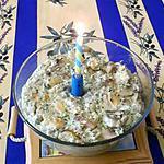 recette Le Champimoule au lait de coco ( c'est la fête aux moules moules moules !!!! mdr!!).