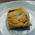 recette briks au thon et à l'oeuf