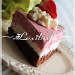 recette Gâteau à la napolitaine