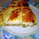 recette quiche aux poireaux et au fromage St Nectaire