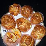 """recette """" Bocaditos de CHorizo""""....( Petits cake au Chorizo....)"""