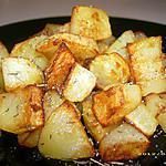 recette pommes de terre rissolées (accompagnement express)