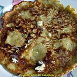 recette Crêpes aux flocons d'avoine