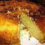 recette Gâteau au sirop à l'orange et au citron