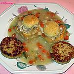 recette Vols-aux-vents ( sauce )