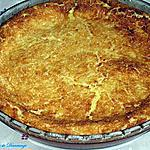 recette Tarte impossible de maman Simard