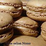 recette Macarons caramel au beurre salé
