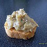 recette caviar d'aubergines aux parfums d'orient (apéro entres amis)