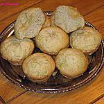 recette Muffins aux zucchinis