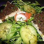 recette salade star rock...ette