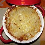 recette pomme de terre en paillasson