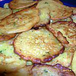 recette röstis de pommes de terre et courgettes à l'indienne
