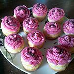 recette Cupcake Amandes et crème vanillée