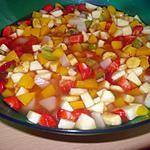 recette MA SALADE DE FRUITS