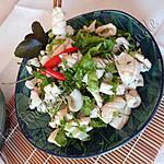 recette Salade asiatique