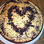 recette Gâteau aux pépites de chocolat et crème fraîche !