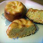 recette Mini Cakes au saumon fumé