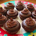 recette Cup cakes tout choco