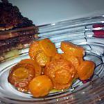 recette les carottes sautée.......................... a la poêle