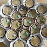 recette Mauresques au nutella de Leila (sans cuisson)