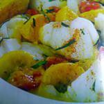 recette Cassolettes de hoki créoles