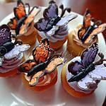 recette Cupcakes Papillons!