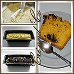 recette Cake parsemé de chocolat