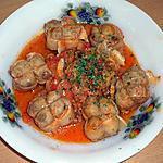 recette Paupiette de veau