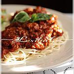 recette Sauce à spaghetti au four de Jean-François Plante