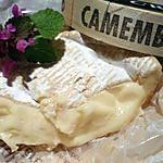 recette Sauce au camembert
