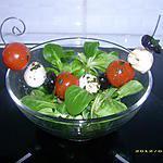 recette brochettes italiennes