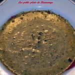 recette Crème de champignons