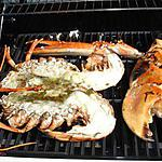 recette homard au barbecue