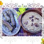 recette Purée de pommes de terre aux cèpes