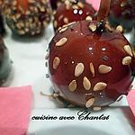 recette tomates cerises caramélisées (pomme d'amour)