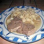 recette Rôti de veau