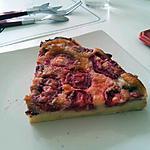 recette Clafoutis aux fraises