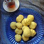 recette Biscuits citron et graines de pavot
