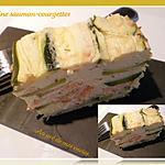 recette Terrine saumon-courgettes